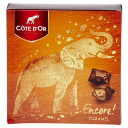 Buy-Achat-Purchase - Côte d'Or ENCORE! Caramel 158g - Cote d'Or -