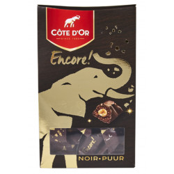 Buy-Achat-Purchase - Côte d'Or ENCORE! Noir-Puur 139g - Cote d'Or - Cote D'OR