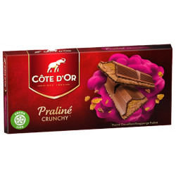 Buy-Achat-Purchase - Cote d'Or Praliné CRUNCHY 2X190g - Cote d'Or - Cote D'OR