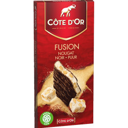 Buy-Achat-Purchase - Cote d'Or FUSION Nougat 130g - Cote d'Or - Cote D'OR