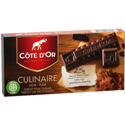 Buy-Achat-Purchase - Côte d'Or Culinaire 400g - Cote d'Or - Cote D'OR