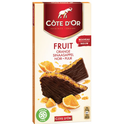 COTE D'OR FRUIT - Orange 130 g - Cote d'Or - Cote D'OR
