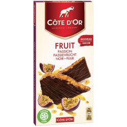 Buy-Achat-Purchase - COTE D'OR FRUIT - Fruit de la Passion 130 g - Cote d'Or - Cote D'OR