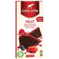 Buy-Achat-Purchase - COTE D'OR FRUIT- Fruits Rouges 130 g - Cote d'Or - Cote D'OR