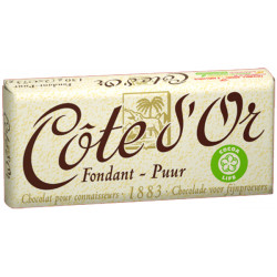 Buy-Achat-Purchase - Côte d'Or Fondant - Puur - Extra Fine 2x75g - Cote d'Or - Cote D'OR