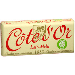 Buy-Achat-Purchase - Côte d'Or Milk - Lait - Melk 2 x 75g - Cote d'Or - Cote D'OR