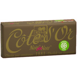 Buy-Achat-Purchase - Côte d'Or Noir de Noir 2x75g - Cote d'Or - Cote D'OR