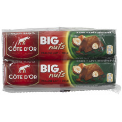 Big Nuts 2Pcs - Cote d'Or - Cote D'OR
