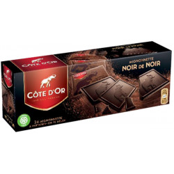Buy-Achat-Purchase - Côte d'Or Mignonnettes Noir de Noir 24pcs - Cote d'Or - Cote D'OR