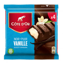 Buy-Achat-Purchase - Cote d'Or Vanilla-Vanille 4x47g - Cote d'Or - Cote D'OR