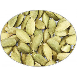 Buy-Achat-Purchase - Cardamom White in 1Kg (2.2LB) bag - Brewing Spices -