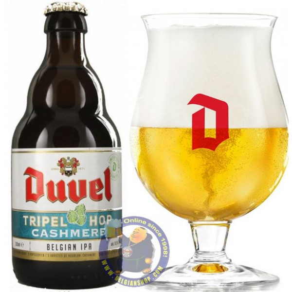 Buy-Achat-Purchase - Duvel Triple Hop 2019 Cashmere 9,5° - 1/3L - Special beers -