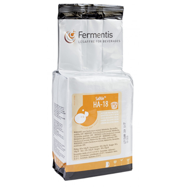 FERMENTIS SafAle HA-18 - 500g - Home Brewing - Fermentis