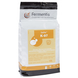 Buy-Achat-Purchase - FERMENTIS SafAle K-97 - 500g - Home Brewing - Fermentis