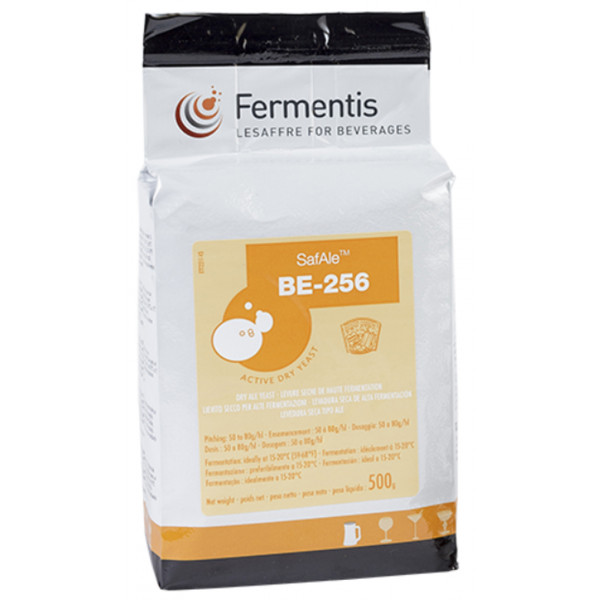 Buy-Achat-Purchase - FERMENTIS SafAle BE-256 - 500g - Home Brewing - Fermentis