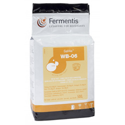 Buy-Achat-Purchase - FERMENTIS SafAle WB-06 - 500g - Home Brewing - Fermentis