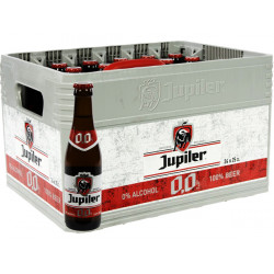 Buy-Achat-Purchase - Jupiler 0,0% 0° - CRATE 24x25cl - Crates (15% discount) - AB-Inbev