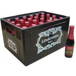 Buy-Achat-Purchase - Lindemans Framboise 2.5° CRATE 24x25cl - Crates (15% discount) -