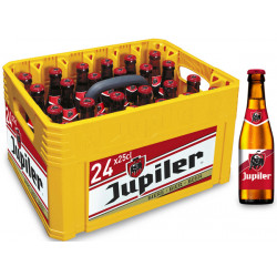 Buy-Achat-Purchase - Jupiler 5.2° CRATE 24 X 25cl - Crates (15% discount) - AB-Inbev