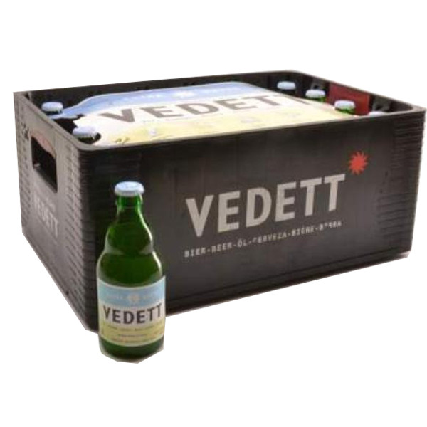 Buy-Achat-Purchase - Vedett Extra White 5° CRATE 24x33cl - Crates (15% discount) -