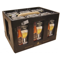 Tongerlo Prior Triple 9° CRATE 24x33cl - Crates (15% discount) -