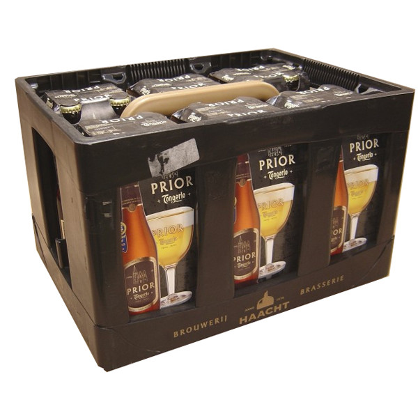 Buy-Achat-Purchase - Tongerlo Prior Triple 9° CRATE 24x33cl - Crates (15% discount) -