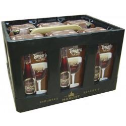 Buy-Achat-Purchase - Tongerlo Bruin 6° CRATE 24x33cl - Crates (15% discount) -