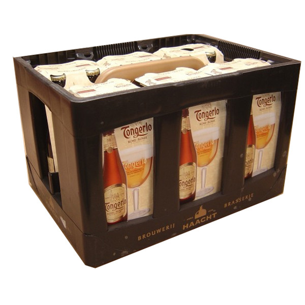 Buy-Achat-Purchase - Tongerlo Blond 6° CRATE 24x33cl - Crates (15% discount) -
