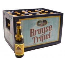 Buy-Achat-Purchase - Steenbrugge Blond 6,5° CRATE 24x33cl - Crates (15% discount) -