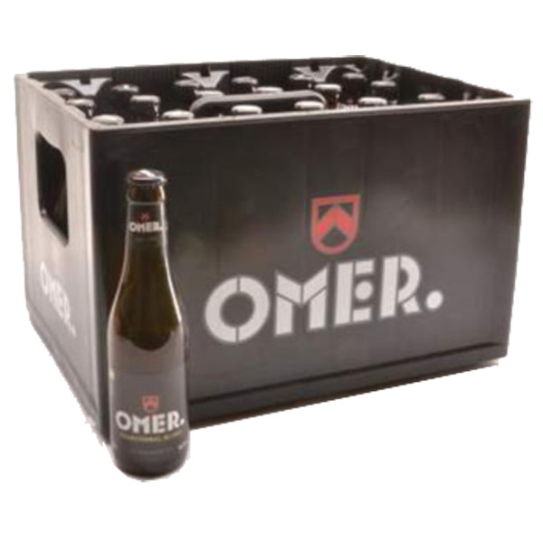 Buy-Achat-Purchase - Bockor Omer Traditional Blond 8° CRATE 24x33cl - Crates (15% discount) -