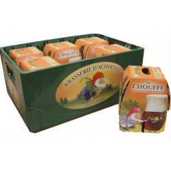 Buy-Achat-Purchase - Mc Chouffe 8° CRATE 24x33cl - Crates (15% discount) -
