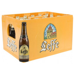 Buy-Achat-Purchase - Leffe Blond 6.5° CRATE 24x33cl - Crates (15% discount) - Leffe