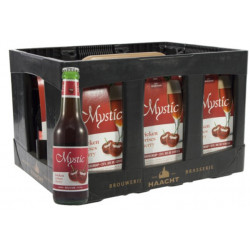 Buy-Achat-Purchase - Mystic Kriek 3,5° CRATE 24x25cl - Crates (15% discount) -