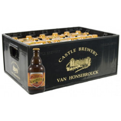 Buy-Achat-Purchase - Kasteel Triple 11° CRATE 24x33cl - Crates (15% discount) -