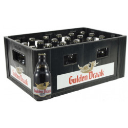 Buy-Achat-Purchase - Gulden Draak 9000 Quadrupel 10,5° CRATE 24x33cl - Crates (15% discount) -