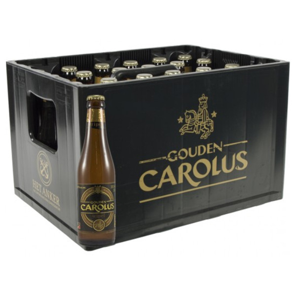 Buy-Achat-Purchase - Gouden Carolus Triple 9° CRATE 24x33cl - Crates (15% discount) -