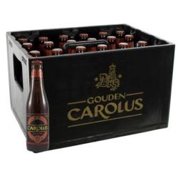 Gouden Carolus Ambrio 6.5° CRATE 24x33cl - Crates (15% discount) -