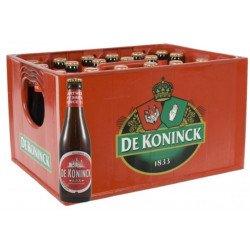 Buy-Achat-Purchase - De Koninck Bolleke APA 5.2° CRATE 24x25cl - Crates (15% discount) -