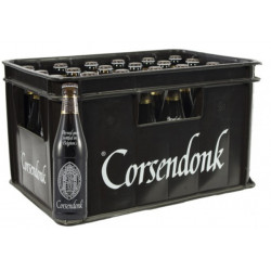 Buy-Achat-Purchase - Corsendonk Pater 7.5° CRATE 24x33cl - Crates (15% discount) -