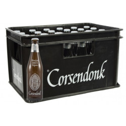 Buy-Achat-Purchase - Corsendonk Agnus 7.5° CRATE 24x33cl - Crates (15% discount) -