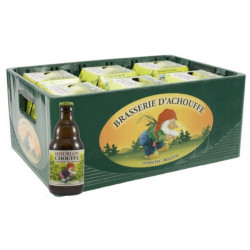 Buy-Achat-Purchase - Chouffe Houblon 9° CRATE 24x33cl - Crates (15% discount) -