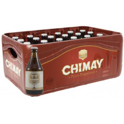 Buy-Achat-Purchase - Chimay Tripel 8° CRATE 24x33cl - Crates (15% discount) -