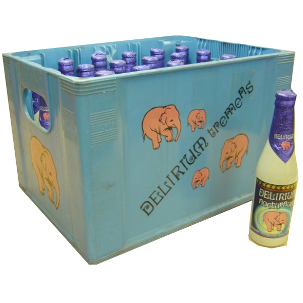 Buy-Achat-Purchase - Delirium Nocturnum 8.5° CRATE 24x33cl - Crates (15% discount) -
