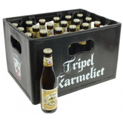 Buy-Achat-Purchase - Karmeliet Tripel 8° CRATE 24x33cl - Crates (15% discount) -