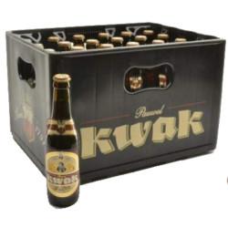 Kwak Pauwel 8° CRATE 24x33cl - Crates (15% discount) -