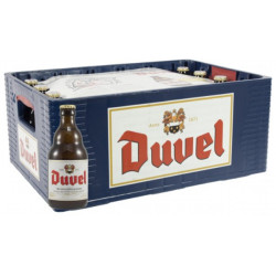 Buy-Achat-Purchase - Duvel 8.5° CRATE 24x33cl - Crates (15% discount) -