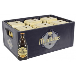 Buy-Achat-Purchase - Maredsous Blond 6° CRATE 24x33cl - Crates (15% discount) -