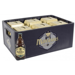 Buy-Achat-Purchase - Maredsous Triple 10° CRATE 24x33cl - Crates (15% discount) -