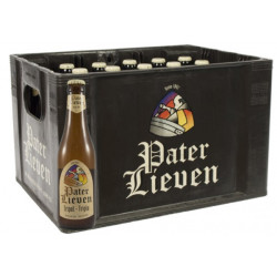 Buy-Achat-Purchase - Pater Lieven Triple 8° CRATE 24x33cl - Crates (15% discount) -