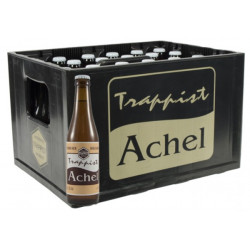 Achel Blond 8° CRATE 24x33cl - Crates (15% discount) -